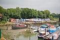 Boatyard north of Bursledon Bridge - geograph.org.uk - 1375444.jpg