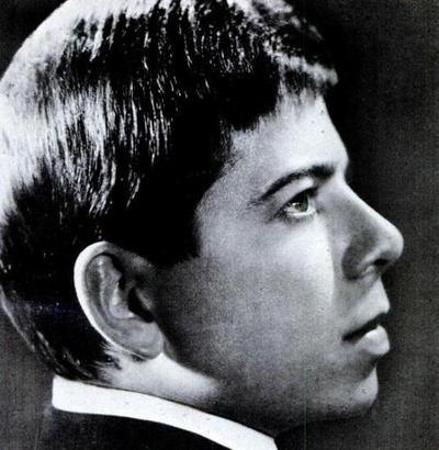Picture of a band or musician: Bobby Goldsboro