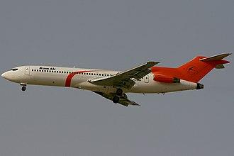 Kam Air - Former Kam Air Boeing 727-200