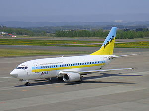 Air Do - Hokkaido International Airlines 737-500