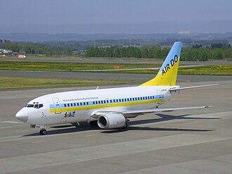 Air Do - Hokkaido International Airlines 737-500