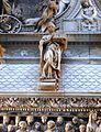 Bologna, San Domenico, Arca di San Domenico, scultura di San Petronio.jpg