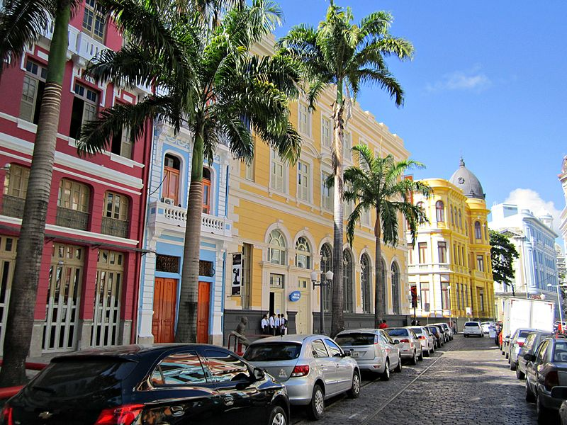 Principais pontos turísticos de Recife