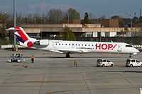 F-GRZH - CRJ7 - Not Available