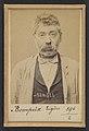 Bompeix. Eugène. 53 ans, né à St Martin d'Herbus (Haute-Vienne). Conducteur de machines. Anar. 3-7-94. MET DP290185.jpg