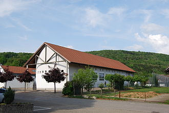 Boningen - Multi-purpose building in Boningen