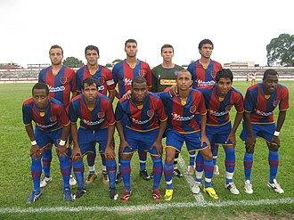 Bonsucesso Futebol Clube - Team photo from the 2009 season