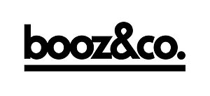 English: Booz & Company corporate logo