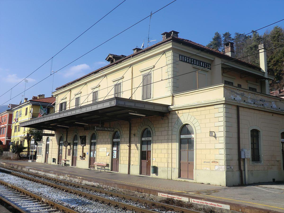 Stazione di borgo san dalmazzo wikipedia for Materassi borgo san dalmazzo