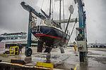 Borka Getting Dry Docked (7315912738).jpg