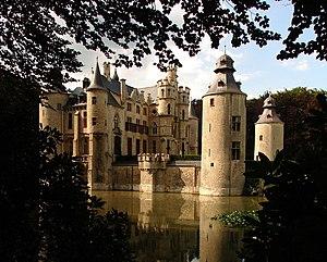 Van de Werve family - De Borrekens Castle