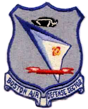 Boston Air Defense Sector - Image: Boston Air Defense Sector Emblem