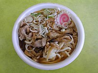 Bowl of udon on green tray.jpg