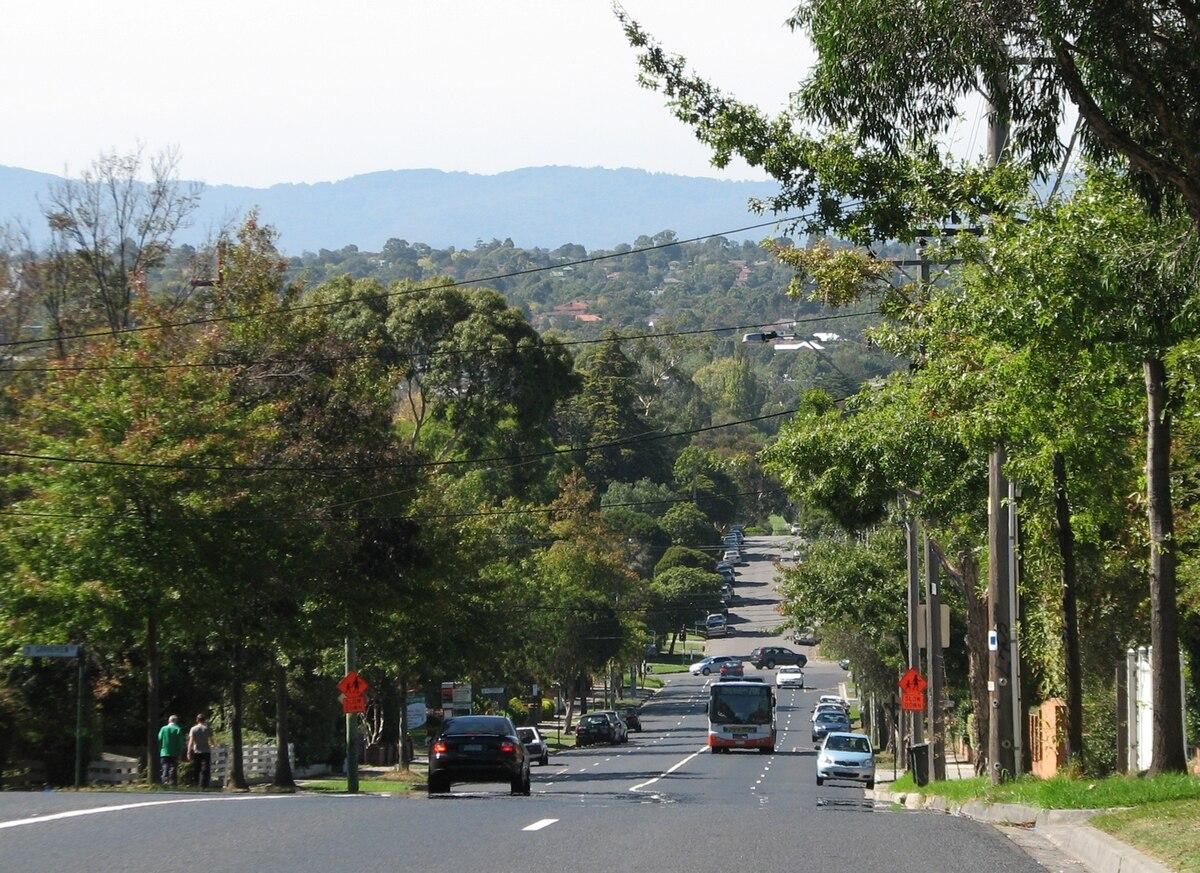 Elgar Road Surrey Hills Melbourne  Rooms For Rent