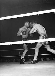 Dennis Powell (boxer) Wales boxer