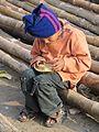 Boy - Gangasagar Fair Transit Camp - Kolkata 2012-01-14 0640.JPG