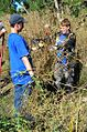 Boy Scouts Remove Weeds at BLM-managed Pompeys Pillar National Monument for Public Lands Day (15174497439).jpg
