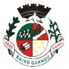 Official seal of Baixo Guandu