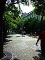Bratislava, Staré Mesto, Hviezdoslavovo námestie, pěší zóna II.jpg