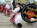 Brest2012 Bagad Adarre- Plougastel (4).JPG