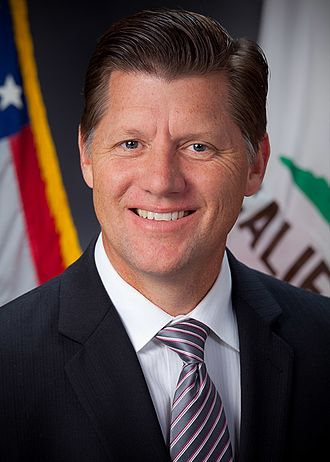 Brian Jones (politician) - Image: Brian Jones, California State Assembly (2009)