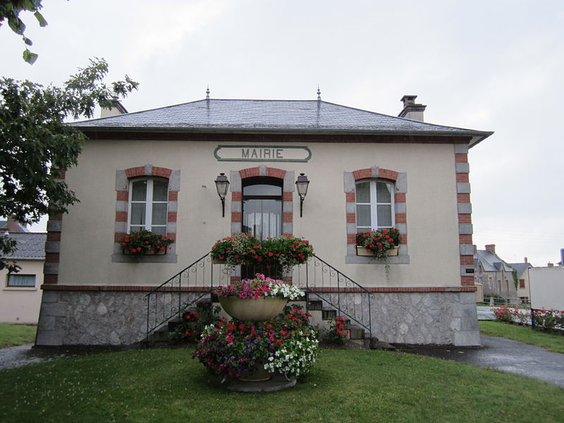 Mairie de fr:Bricqueville-sur-Mer