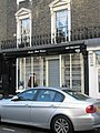 Bridal shop in Churton Street - geograph.org.uk - 1560295.jpg