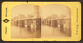 Bridge across lake, Public Garden, Boston, from Robert N. Dennis collection of stereoscopic views.png