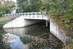 Bridge in Yardley Borough.JPG