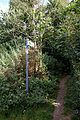 Bridleway and fingerpost at Chillenden Kent England.jpg