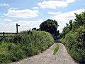 Bridleway to Longdon - geograph.org.uk - 839015.jpg