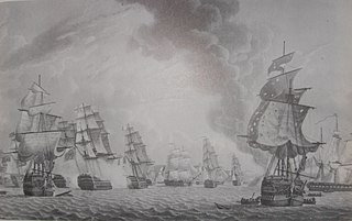 Battle of Groix large naval engagement which took placeon 23 June 1795