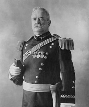 George P. Scriven - Image: Brigadier General George P. Scriven US Army in full dress uniform