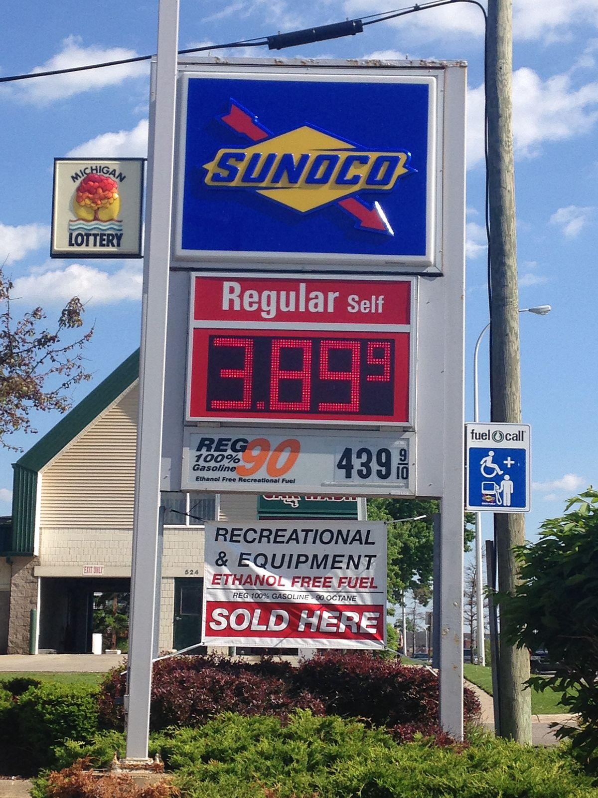 E85 Gas Stations >> REC-90 - Wikipedia