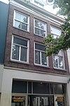 foto van Huis met geverfde gevel met vernieuwde lijst