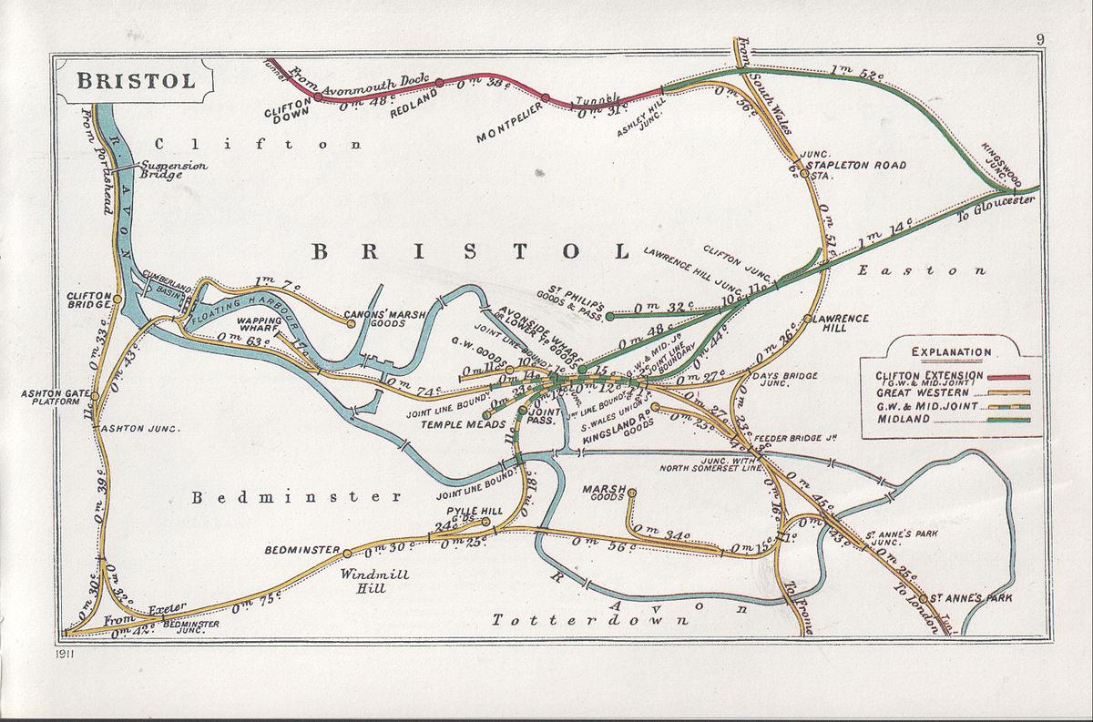 Clifton Extension Railway Wikipedia