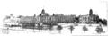 Britannia Royal Naval College - drawing - Aston Webb architect.png