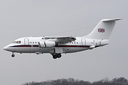 British Aerospace Bae 146 CC.2, United Kingdom - Royal Air Force (RAF) JP6221031.jpg