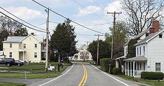 Broad Run, Maryland Unincorporated community in Maryland, United States