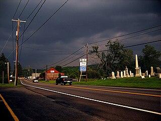 Brodheadsville, Pennsylvania Census-designated place in Pennsylvania, United States