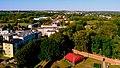 Brodnica, Polska. Widok miasta z wieży zamkowej - panoramio.jpg