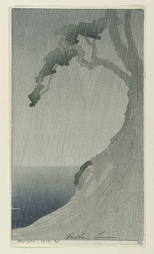 Bertha Lum - Brooklyn Museum - Rain - Bertha Lum - overall