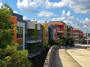 Brooklyn (Jacksonville) - Rapid redevelopment in Brooklyn has transformed once blighted areas of the neighborhood.