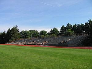 Brown Stadium - As seen in 2008