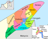 Brunei and Muara mukims.png