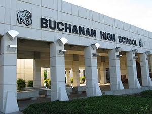 Buchanan High School (Clovis, California) - Image: Buchanan High school