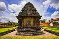 Bucheshwara Temple , Koravangala , West View.jpg