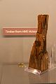 Buckler's Hard Maritime Museum 21 - timber from HMS Victory.jpg