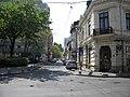 Bucuresti, Romania. O alta zona pustie de oameni in zi de Pasti. 19 Aprilie 2020. Interdictie CORONAVIRUS. (4).jpg