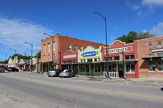 Buda, Texas City in Texas, United States
